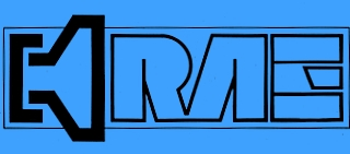 R.A.E,. Römer Audio Equipment- Logo